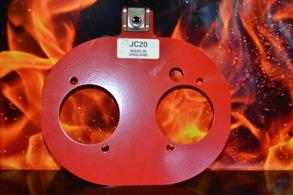 Filterbasplatta DCO -