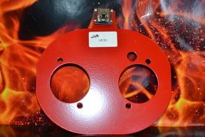 Filterbasplatta DCOE - DCOE