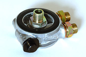 Kopplingsblock med termostat - V2