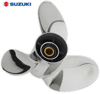 Suzuki DF300/300AP standardpropeller - Suzuki DF200-300 standardpropeller