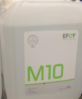 M10 Efoy bränsle 10L - M5 Efoy bränsle 10L