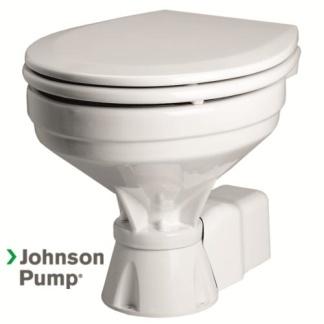 Eltoalett JOHNSON PUMP AquaT Standard 12v - Eltoalett JOHNSON