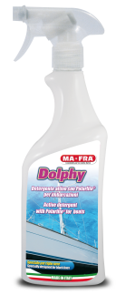 Dolphy - koncentrerat för-rengöring för båt - Dolphy - grundlig rengöring båt