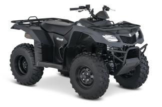 ATV KingQuad 400CC LT-A400 - ATV KingQuad 400 CC svart
