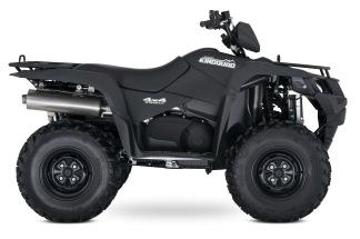 ATV KingQuad 750CC LT-A750 - ATV KingQuad 750 CC svart