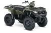 ATV KingQuad 750CC LT-A750 - ATV KingQuad 750 CC i grönt