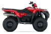 ATV KingQuad 500CC, LT-A500 - ATV KingQuad 500 CC i rött