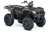 ATV KingQuad 500CC, LT-A500 - ATV KingQuad 500 CC i grönt