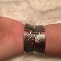 Blad armband