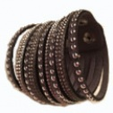 Armband breda Brun - Armband breda brun 160012