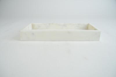 Marmorbricka Vit 15x30x4 -