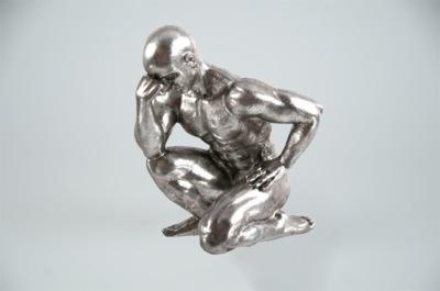 Thinking man -