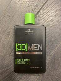 3D MEN SHAMPOO