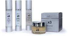 x3 - vår exklusiva hudvårdsserie