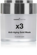 Cosmopharma x3 Anti-Aging Gold Mask