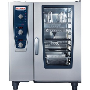 Rational CombiMaster Plus 101 UTGÅTT - RATIONAL CombiMaster Plus 101