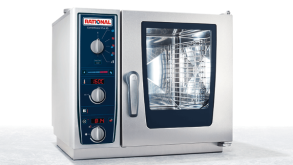 Rational Combimaster Plus XS - RATIONAL COMBIMASTER PLUS XS 6x2/3 GN