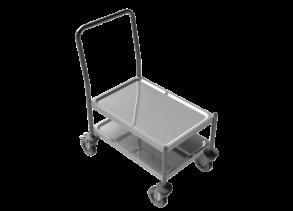 Platåvagn - Platåvagn