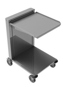 Diskkorg dispenservagn - Diskkorg dispenservagn