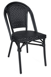 Paris stol, svart - Paris stol, svart