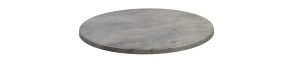 Bordsskiva Ø 70cm, concrete - Bordsskiva Ø 70cm, concrete