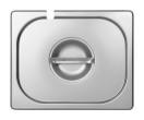 GN lock 1/ 2, uttag för ösa