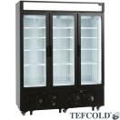 Exponeringsfrysskåp, 3 dörrar, 1329 liter, R290