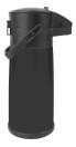 Pumptermos 2,2 L svart