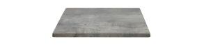Bordsskiva 70x70 - Flera varianter - Concrete