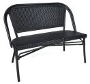 Paris 2-sits soffa