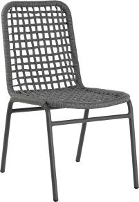 Lens stol, antracitgrå - Lens stol, antracitgrå