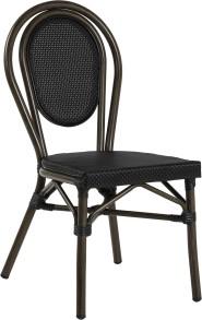 Rennes stol, svart textylene - Rennes stol, svart textylene