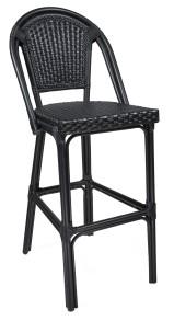 Paris barstol, svart - Paris barstol, svart