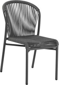 Lille stol, antracitgrå - Lille stol, antracitgrå