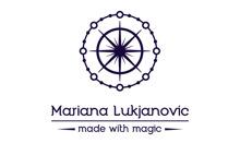 Mandalakonst & mandala art av mandalakonstnär Mariana Lukjanovic. Indisk yoga konst så kallade mandalas för meditation. Mandala by Mariana - made with magic
