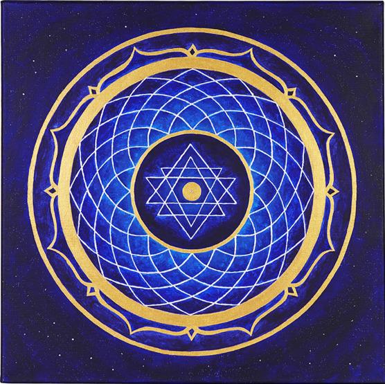 Mandalas - Yoga konst & yoga tavlor för meditation. Mandalas tavlor av Mandala by Mariana. Beställ din personliga yoga tavla. Indisk yoga konst för meditation…