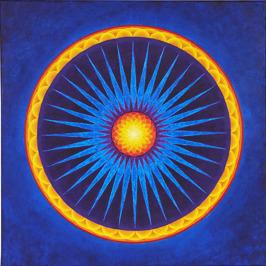 Köpa Mandala Poster & Prints Mandala by Mariana