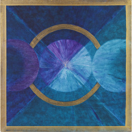 Beställ yogakonst Mandala Poster & Prints Mandala by Mariana