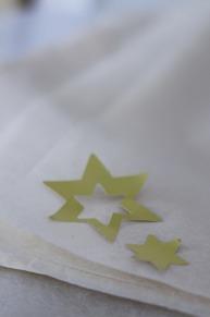 Stickers guldstjärna HOUSE DOCTOR