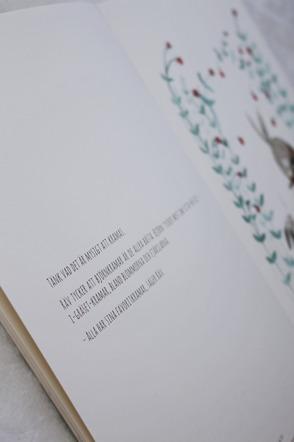 Fabelskogen bok IDA AHLGREN