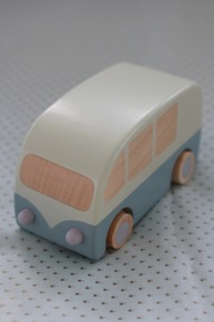 Buss Blue MAILEG