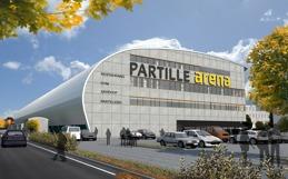 Elektriker uthyrning till Partille Arena