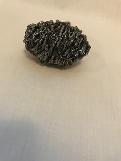 Rostfri stålboll