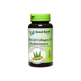 Biocell Collagen II + Hyaluronsyra -