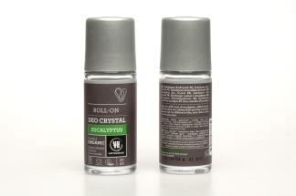 Deodorant, Roll-on aluminiumfri - Deodorant eucalyptus