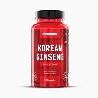 Prozis Koreansk Ginseng - Koreansk Ginseng