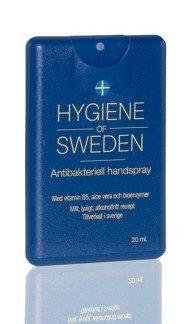 Antibakteriell handrengöring - Antibakteriell handrengöring