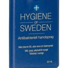 Antibakteriell handrengöring