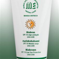 Biobrun solbalsam SPF 10