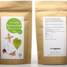 Epimedium (horny goat weed) pulver